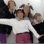 吉岡桃七さんのインスタ特定「パーティー三昧の騒音キチガイ女は大阪産業大サッカー部マネージャー」